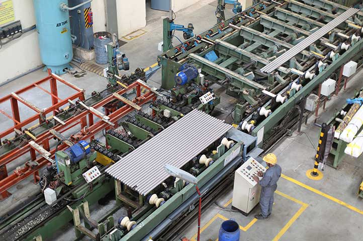 Double-end Chamfering Machine