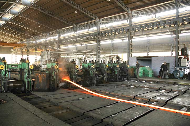 Stainless Steel Hot Rolling Mill